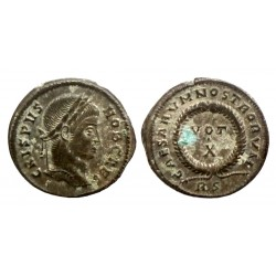 Crispus - Reduced follis -...