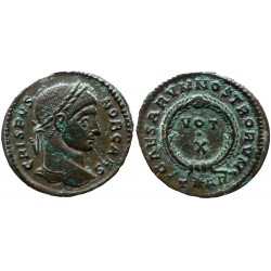 Crispus - AE reduced follis...